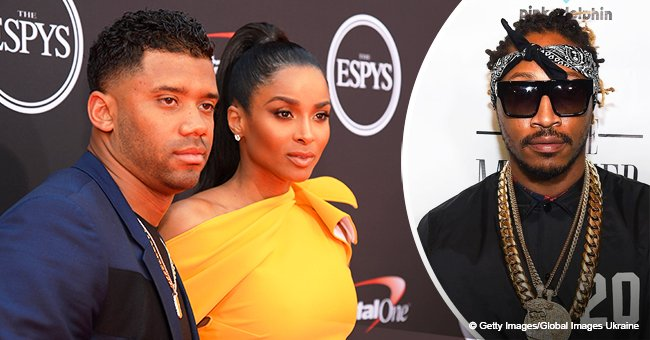 He do exactly what she tell him to do,' Ciara's ex Future slams her husband Russell Wilson