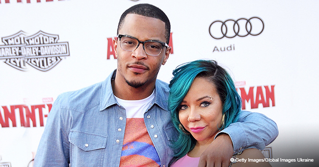 T.I. and Tiny's Daughters Show off '3x the Beauty' as They Bond in Gorgeous New Photo