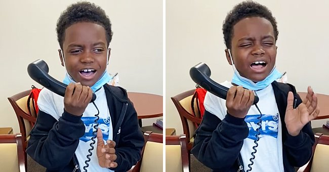 3rd Grade Boy's Performance of the National Anthem Wows Social Media Users