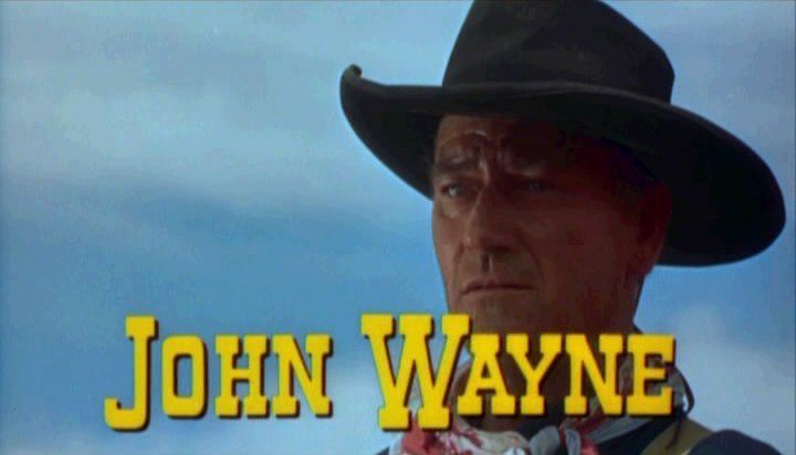 John Wayne in The Searchers - Ford Trailer. | Source: Wikimedia Commons