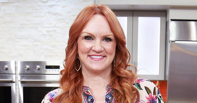Ree Drummond's Daughter Paige Channels Mom as She Tries on Her Wedding Dress from 1996