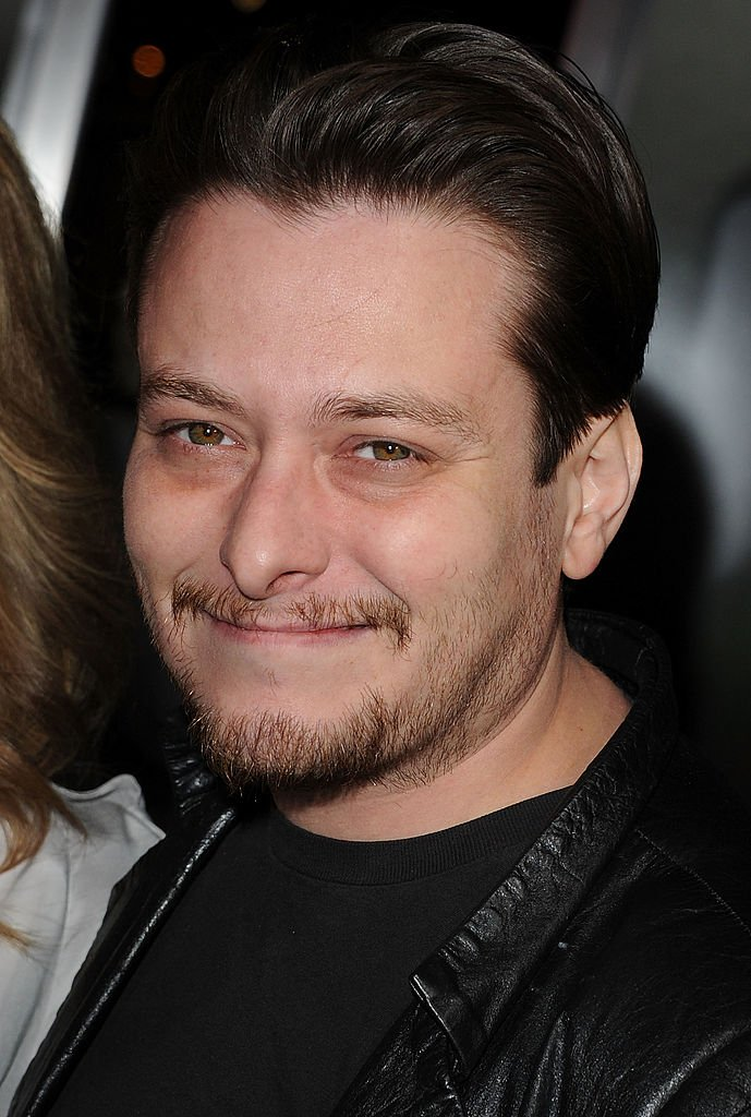 "Edward Furlong arrives at Columbia Pictures' ""The Green Hornet"" premiere at Graumans Chinese Theatre on January 10, 2011 