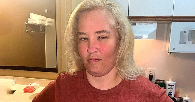 Mama June Promotes a Weight Loss Shot Drink and Says Her Craving for Food Have Gone Down