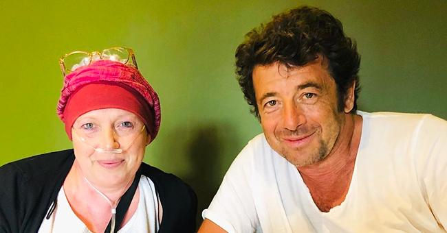 Patrick Bruel réalise le dernier souhait de la policière en phase terminale, Joëlle
