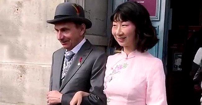 La femme de Michel Houellebecq, Qianyum Lysis Li : une chinoise de 20 ans sa cadette