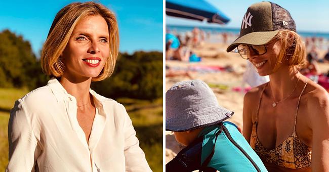 Sylvie Tellier tombe dans la nostalgie et partage une photo adorable avec son fils Roméo