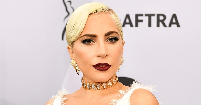 Check Out Lady Gaga as She Rocks a Fresh Face for Valentino's New Perfume Ad