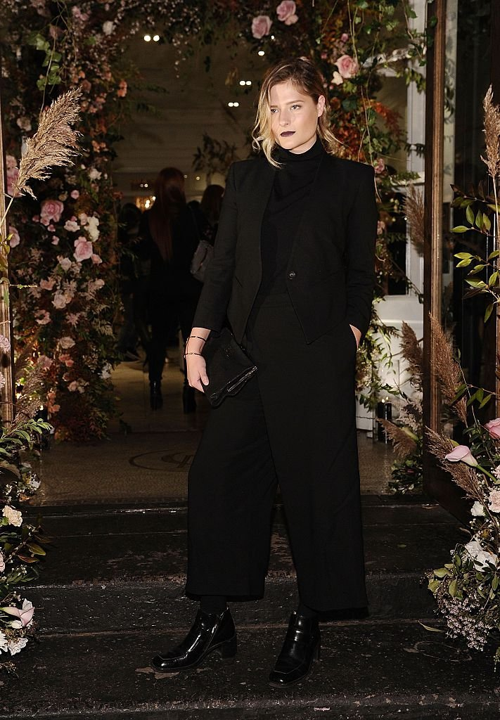 Louisa Gummer attends the Club Monaco Store Anniversary event.   Source: Getty Images