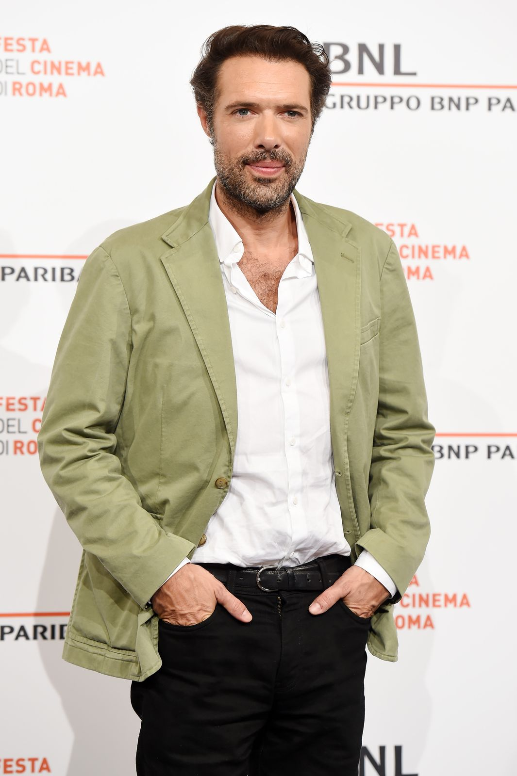 L'acteur Nicolas Bedos | Photo : Getty Images.