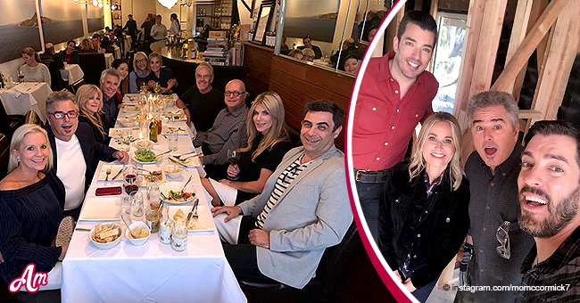 'Brady Bunch' Actors Have Dinner Together after the New Show's Premiere