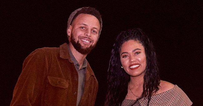 Steph Curry's Wife Shows Her Son with Lipstick Kisses on His Cheeks in Adorable New Video