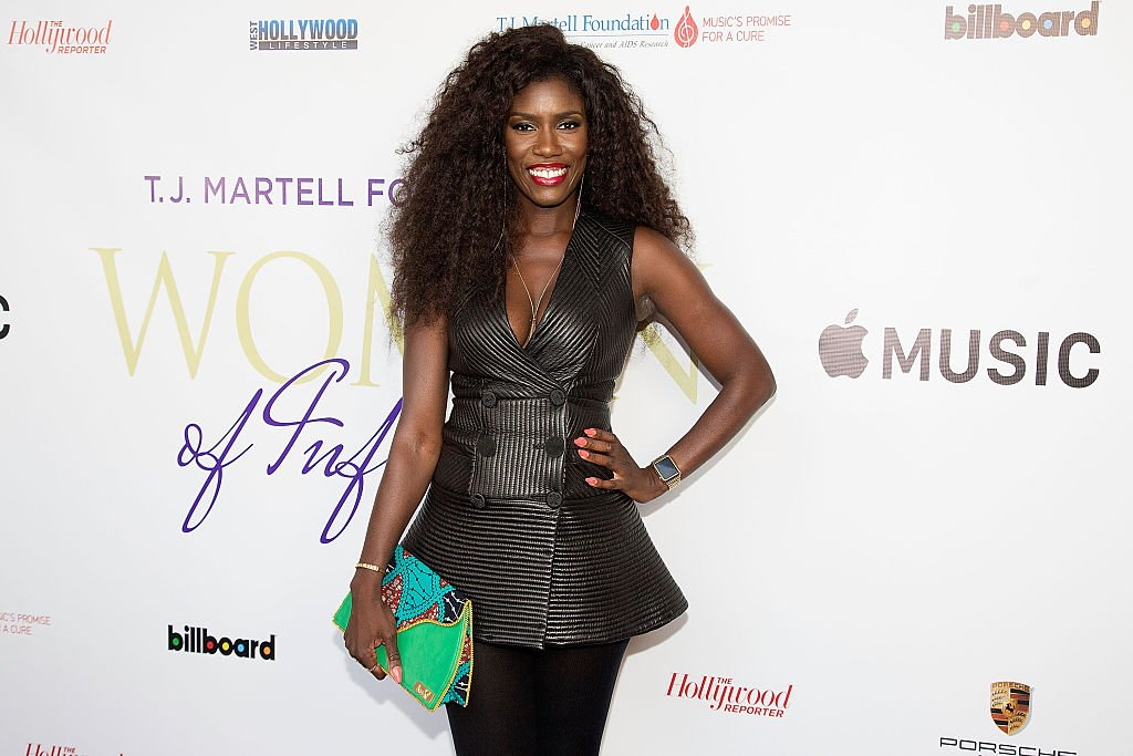 Bozoma Saint John arrives for the Women Of Influence Awards on June 21, 2016 in Los Angeles, California. | Photo: Getty Images