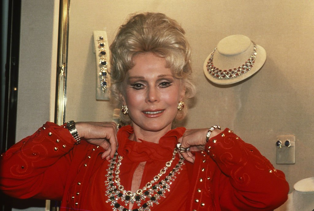 Eva Gabor circa 1980 in New York City on January 01, 1980. | Photo: Getty Images