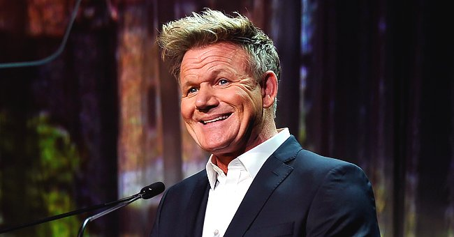 Gordon Ramsay from 'MasterChef' Shares Adorable Photo of Baby Son Oscar on His First Birthday