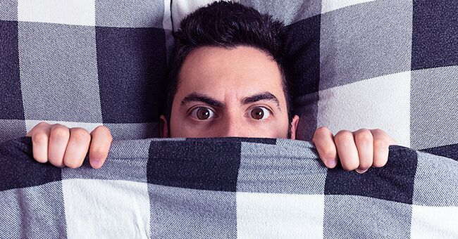 Daily Joke: A Man Who's Afraid Someone's Hiding under His Bed Goes to a Psychiatrist