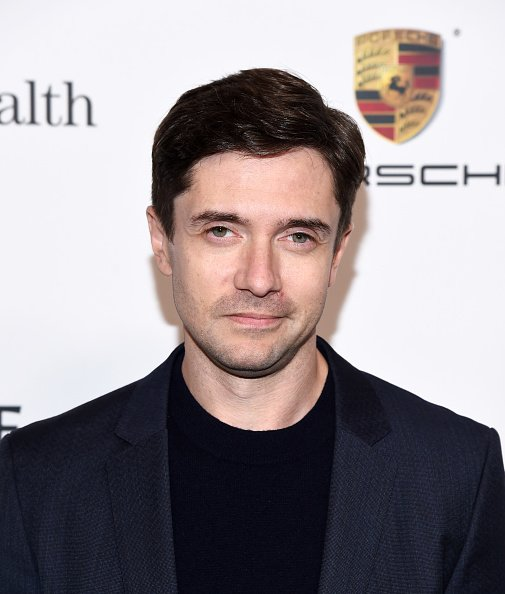 Topher Grace at the Directors Guild Of America on November 4, 2019 in Los Angeles, California. | Photo: Getty Images