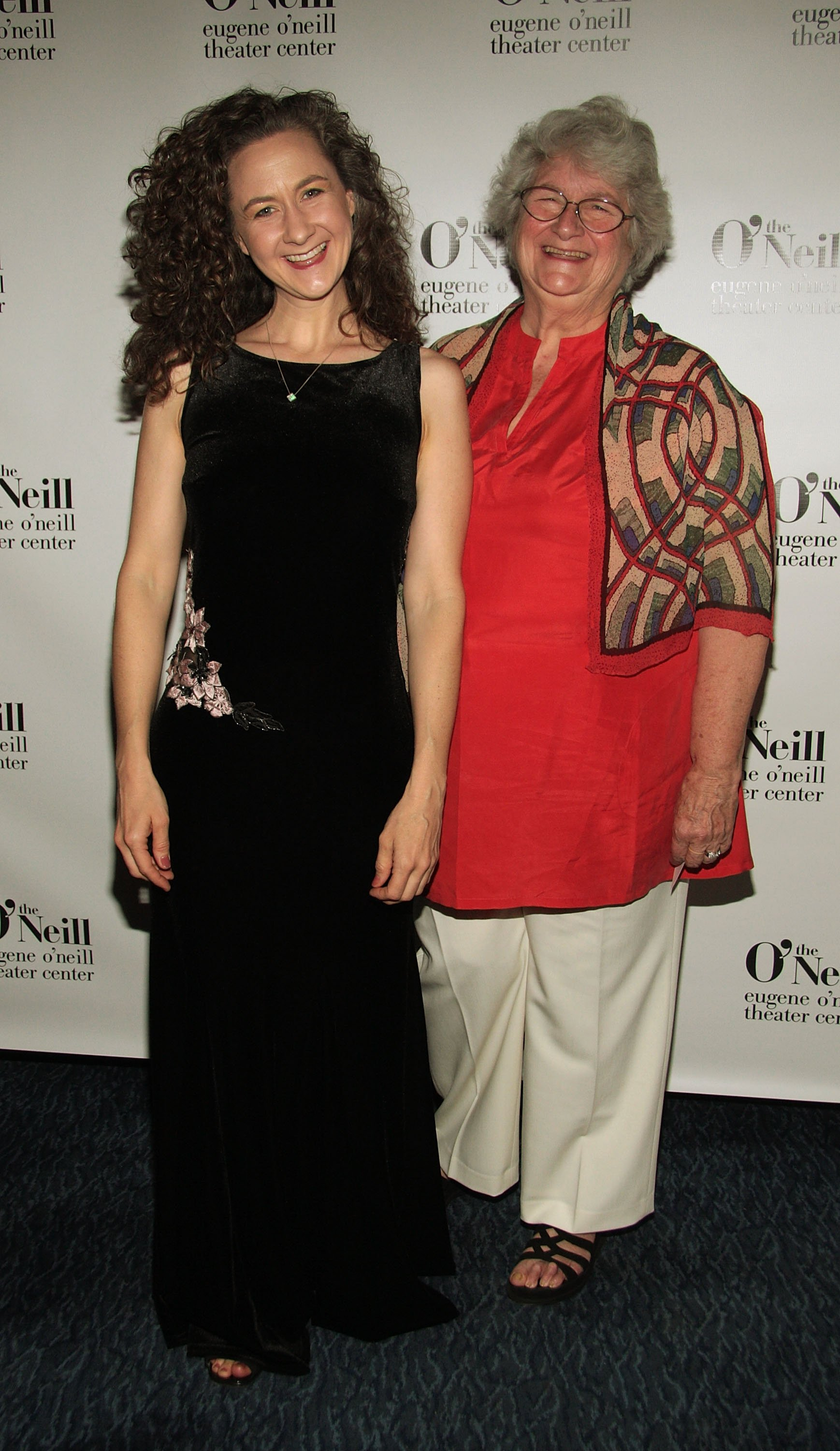 The late Jim Henson's daughter Heather Henson and wife Jane Henson attend the 2009 Monte Cristo awards at Bridgewaters on April 26, 2009 in New York City.   Source: Getty Images