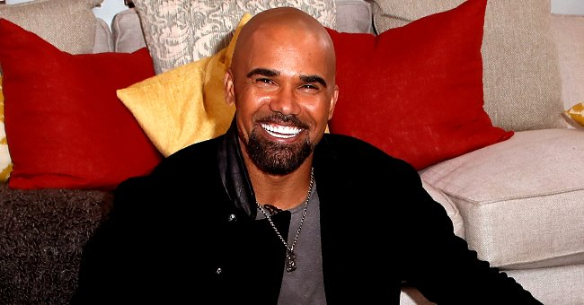 Shemar Moore from SWAT Shares Handsome Selfie after Mom's Death & Fans Shower Him with Loving Messages