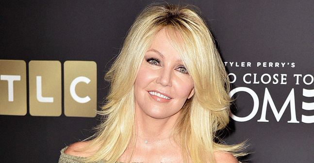 TMZ: Heather Locklear, 57, Sentenced to 30 Days in a Mental Facility in Her Police Battery Case
