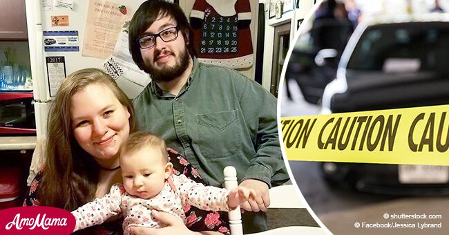 Une mère en deuil partage un message déchirant pour honorer la mémoire de son mari et de son bébé qui ont été tués par un conducteur ivre