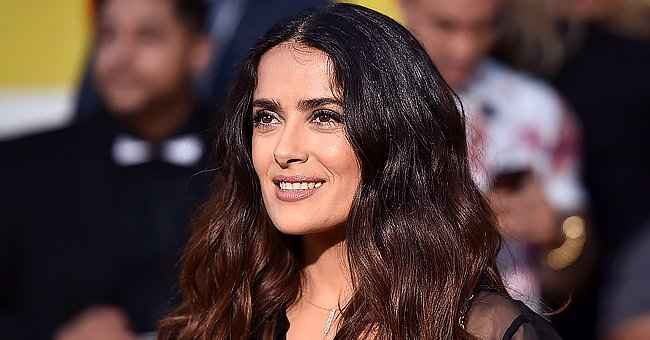 Salma Hayek Confuses Fans with 16th B-Day Cake as She Celebrates Reaching 16 Million Followers
