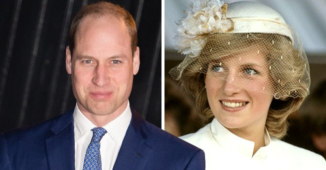 Prince William Kept Mom Princess Diana Close during Anniversary Photos by Wearing His Omega Watch