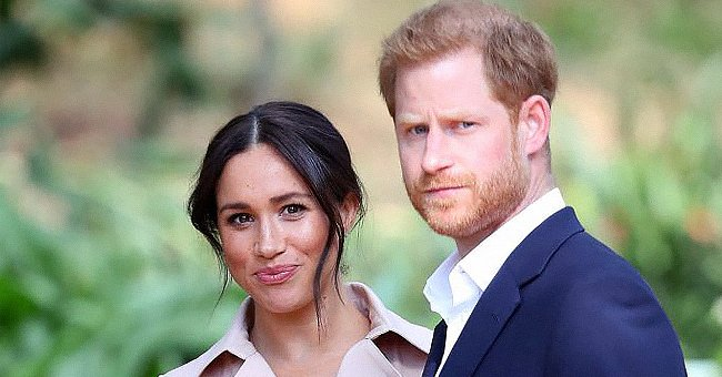 Telegraph: Harry Has to Find His Own Name & Identity to Keep up with Bright Wife Meghan