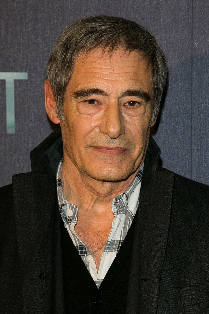 Le comédien Gérard Lanvin. l Source : Getty Images