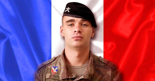 Décès d'Erwan Potier, un soldat du 501e régiment de chars de combat