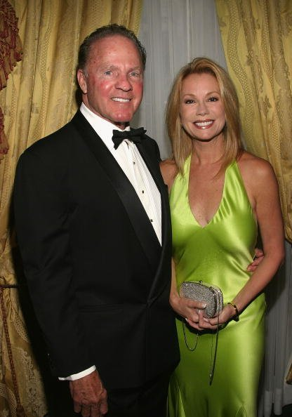 Kathy Lee Gifford and Frank Gifford at the Bal Du Prentemps Benefit for the Parkinsons Disease Foundation on May 18, 2004 in New York City | Photo: Getty Images
