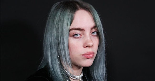 Billie Eilish Looks Almost Unrecognizable As She Poses in a Revealing Burberry Corset for Vogue