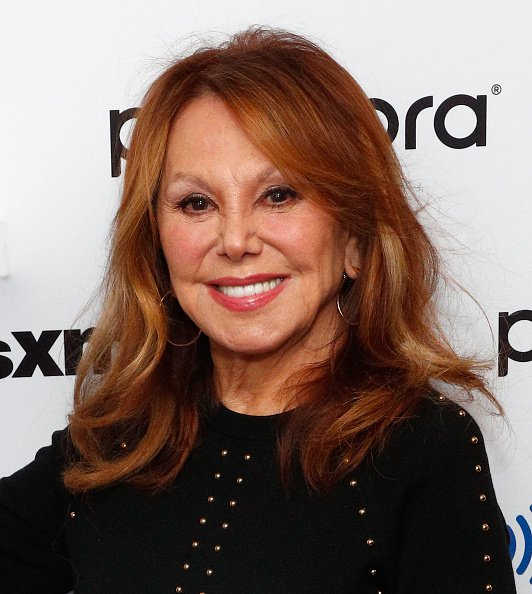Marlo Thomas at the SiriusXM Studios on December 16, 2019 in New York City. | Photo: Getty Images