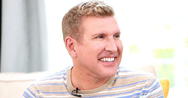 Todd Chrisley's Son Grayson Shares Pictures of Himself at the Gym – See His Workout