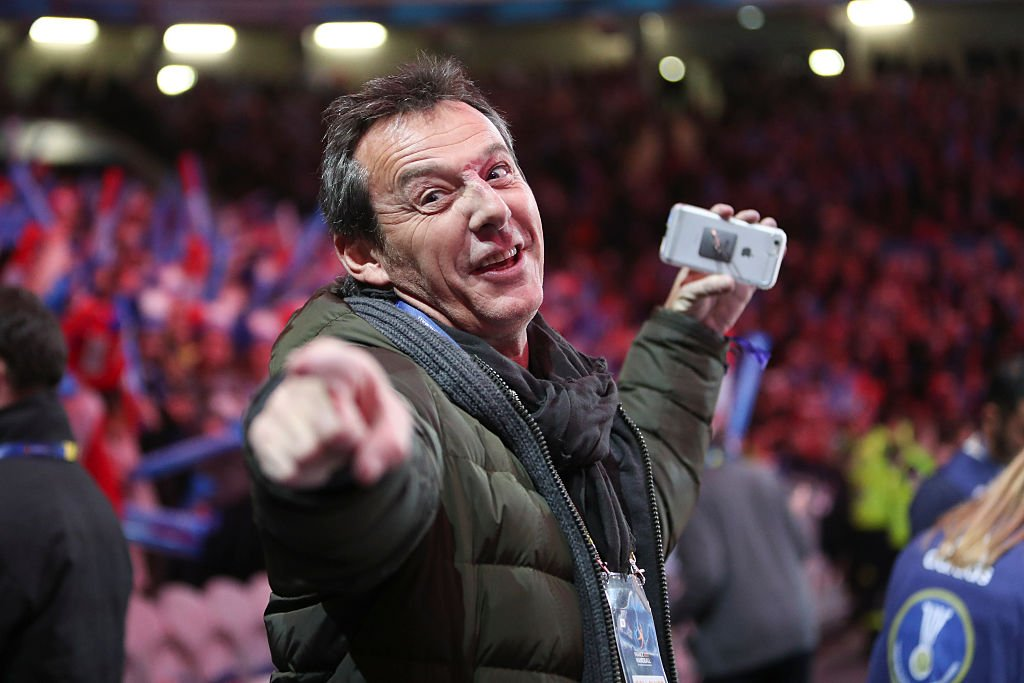 Jean-Luc Reichmann le 24 janvier 2017 à Lille. l Source : Getty Images