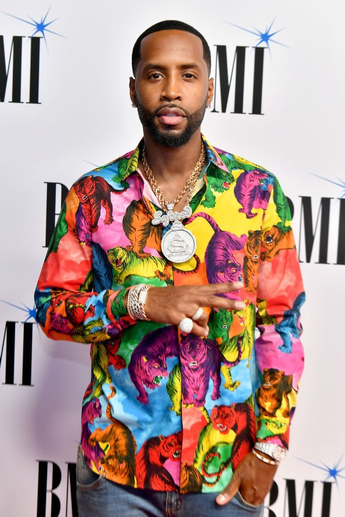 Safaree attends The 2019 BMI R&B/Hip-Hop Awards at Sandy Springs Performing Arts Center | Photo: Getty Images
