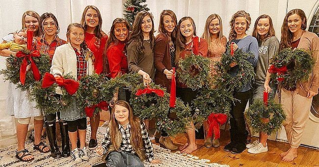 Joy Duggar Shares Adorable Photos Spending Time with Her Sisters Ahead of Christmas
