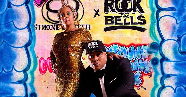 LL Cool J & Wife Simone Flaunt Their Great Fashion Sense in New Photos Wearing Lavish Outfits