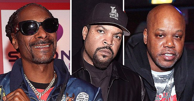 Snoop Dogg, Ice Cube, E-40 & Too Short Join Forces to Create a New Hip-Hop Band