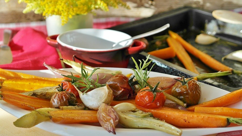 Vegetales| Foto: Pixabay