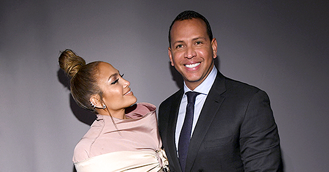 Alex Rodriguez Reveals Retro Blue Ford Bronco Jennifer Lopez Gifted Him for His Birthday
