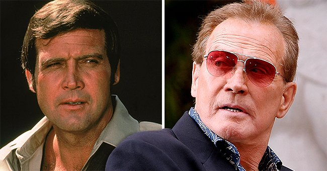 Lee Majors' Life Before, during and after 'The Six Million Dollar Man'
