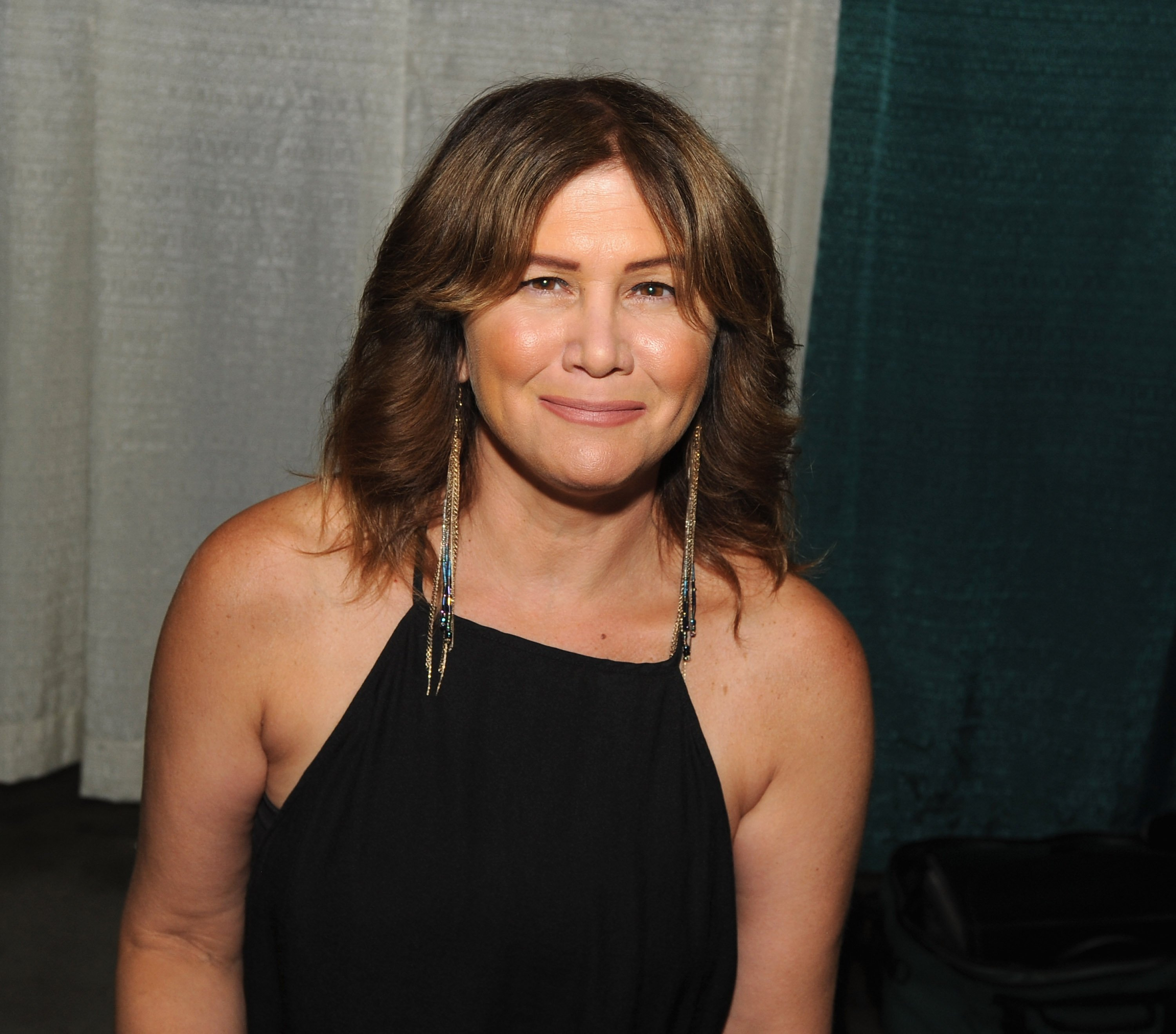 Tracey Gold on August 17, 2018 in St. Charles, Missouri | Source: Getty Images