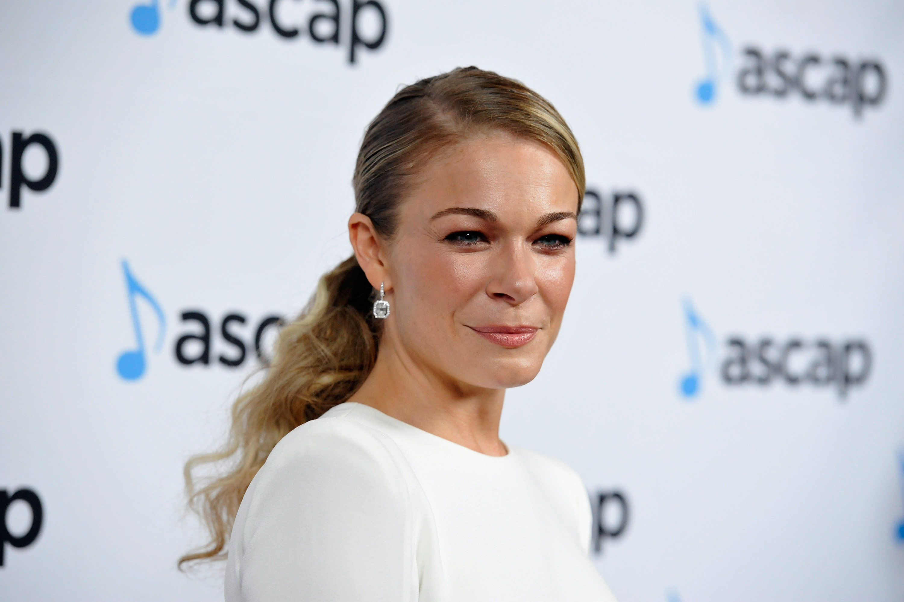 LeAnn Rimes attends the 34th Annual ASCAP Pop Music Awards on May 18, 2017, in Los Angeles. | Source: Getty Images.
