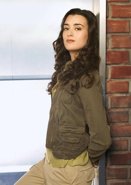 Cote de Pablo stars as agent Ziva David a former Mossad agent on NCIS on the CBS Television Network   Photo: Getty Images