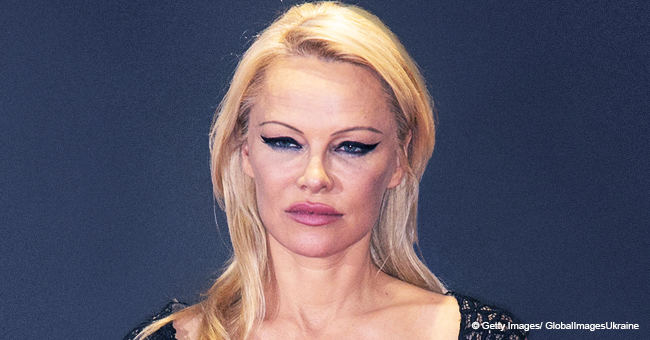 Pamela Anderson Calls TV Shows 'Epidemic of Ugliness' Signing Donald Trump