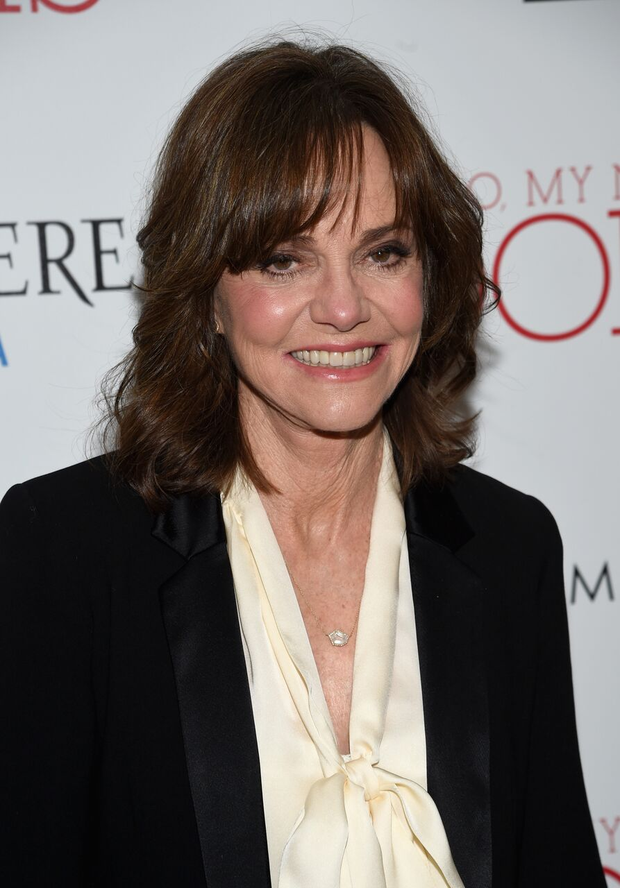 """Sally Field arrives at the New York premiere of """"Hello, My Name Is Doris.""""   Source: Getty Images"""