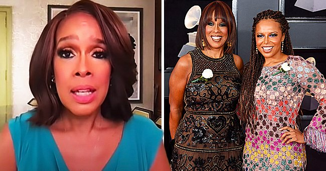Gayle King Proudly Shares That She's Going to Be a Grandma While on 'The Ellen DeGeneres Show'