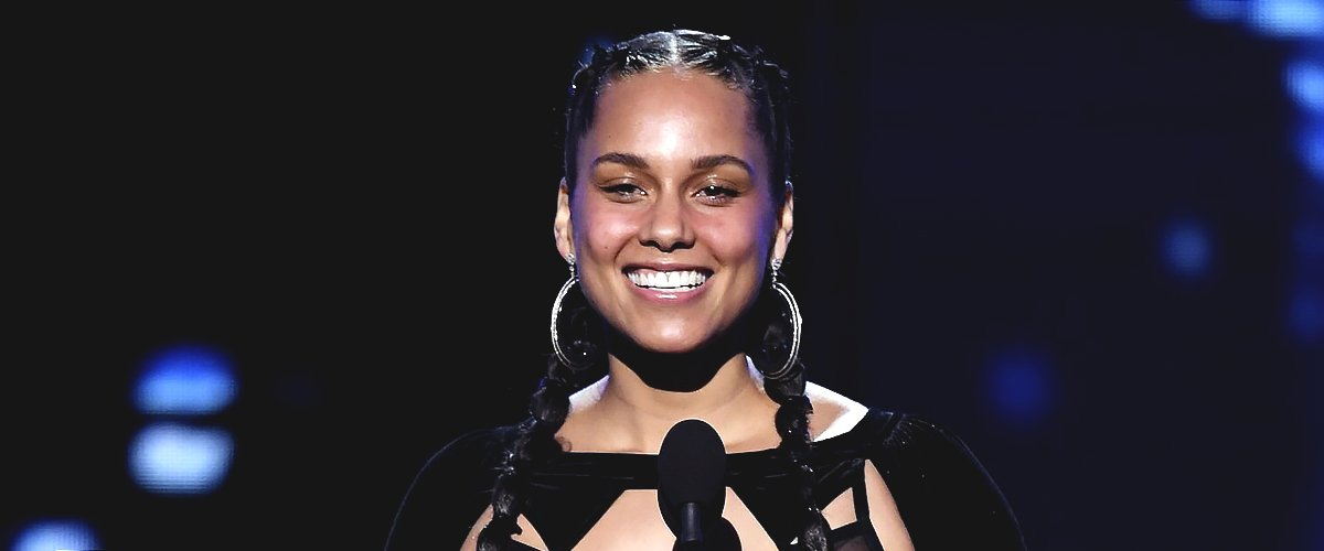 Alicia Keys Didn't like Her Husband Swizz Beatz at First and Thought He Was Too Flashy