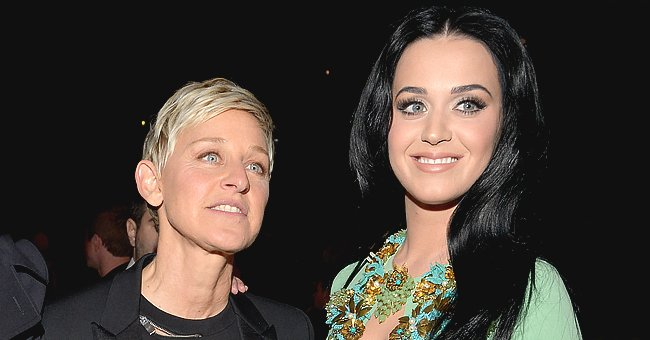 Katy Perry Sends Words of Support to Ellen DeGeneres Amid Her Show Scandal
