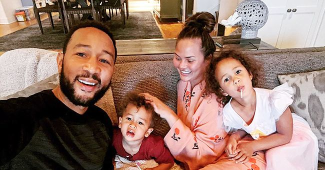 Chrissy Teigen Reveals How She and John Legend Are Dealing with Coronavirus